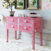 Bone Inlay Furniture-12