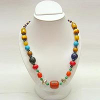 Resin Necklace 03