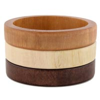 Wooden Bangles 05