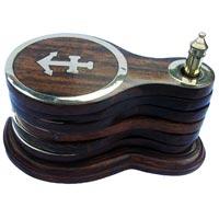 Wooden Coaster 01
