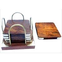 Wooden Coaster 07