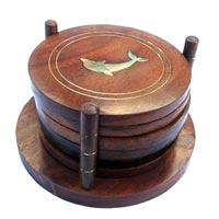 Wooden Coaster 10