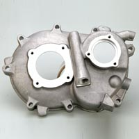 Piaggio Ape Differential Gearbox Cover