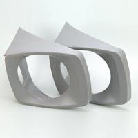 Piaggio Ape Headlight Cover