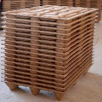 Compressed Wood Pallets