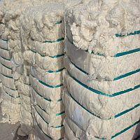 Cotton Yarn Hard Waste