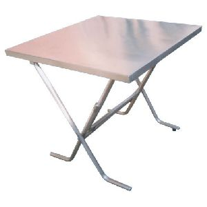 Dining Table Folding System