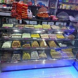Mithai Display Counter
