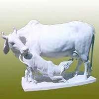 Marble Animal Statue 07