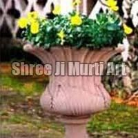 Marble Architectural Garden Flower Pot