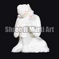 Marble Buddha Statue 05