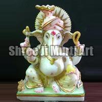 Marble Decorative Statue 11