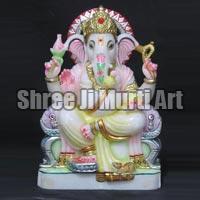 Marble Decorative Statue 13
