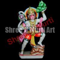 Marble Hanuman Statue 03