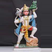 Marble Hanuman Statue 13