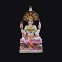 Marble Jain Statue 06