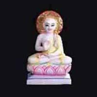 Marble Jain Statue 07