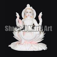 Marble Laxmi Statue 05