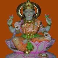 Marble Laxmi Statue 11