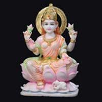 Marble Laxmi Statue 13