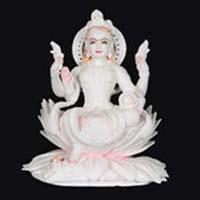 Marble Laxmi Statue 14