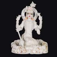 Marble Laxmi Statue 16