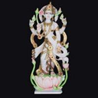 Marble Laxmi Statue 17