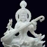 Marble Laxmi Statue 18