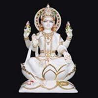 Marble Laxmi Statue 19