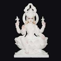 Marble Laxmi Statue 21