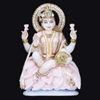 Marble Laxmi Statue 22