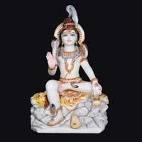 Marble Shiva Statue 04
