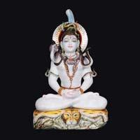 Marble Shiva Statue 13