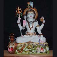 Marble Shiva Statue 20