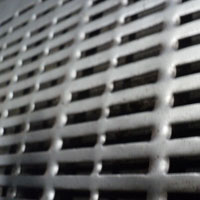 Rectangular Hole Perforated Sheet