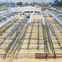 Galvanized Iron Ladders