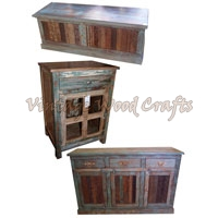 Antique Design Console