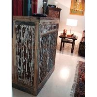 Antique Wooden Bars