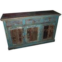 Vereno Wooden Sideboard