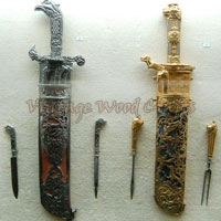 Warriors Knife