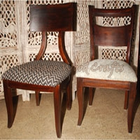 Wooden Dining Chairs 01