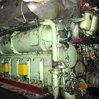 Marine Regular Diesel Generator 07