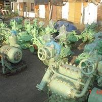 Marine Refrigeration Compressor 04