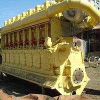 Marine Diesel Engine 01