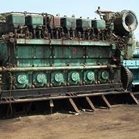 Marine Diesel Engine 03