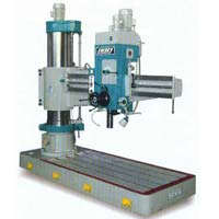 All Geared Radial Drilling Machine (80mm-100mm)