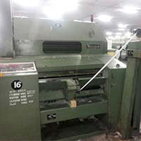 Used Textile Carding Machine