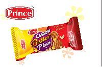 Orange Flavour Butter Biscuits