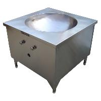 Insulated Bulk Frying Range