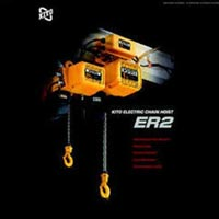 Kito Electric Chain Hoist